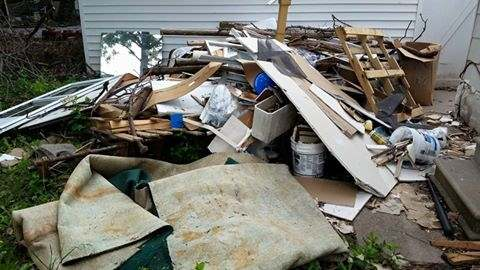 Wichita Waste Services 1 In Junk Removal Amp Dumpster Rental