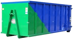 25 Yard Roll off dumpster rental in Wichita KS