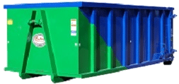Heartland Recycling Services provides 20 yard roll off dumpsters in Wichita KS
