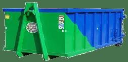 Heartland 15 yard dumpster rental in Wichita, KS